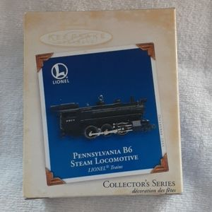 Hallmark Pennsylvania B6 Steam Locomotive 2005.